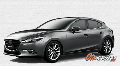 Review New Mazda 3