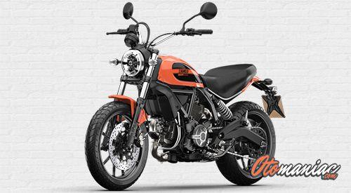 Spesifikasi dan Harga Ducati Scrambler Sixty2