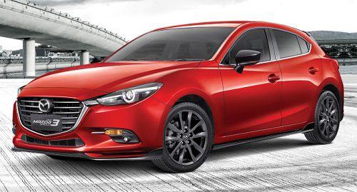 Spesifikasi dan Harga New Mazda 3 Speed