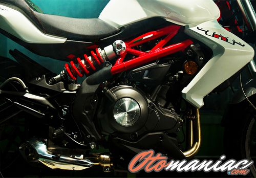 Fitur Benellli TNT 250