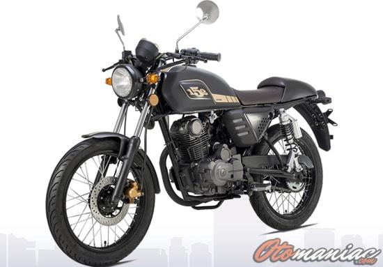 Performa Benelli Motobi 152