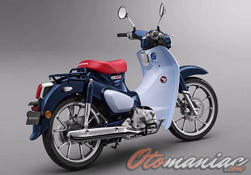 Review Honda Super Cub C125