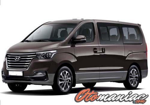 Spesifikasi Dan Harga New Hyundai H1 2018