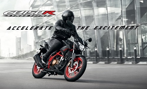 Spesifikasi dan Harga Motor Honda CB150R Sreetfire