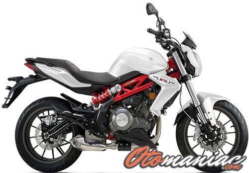 Spesifikasi Dan Harga Benelli TNT 250