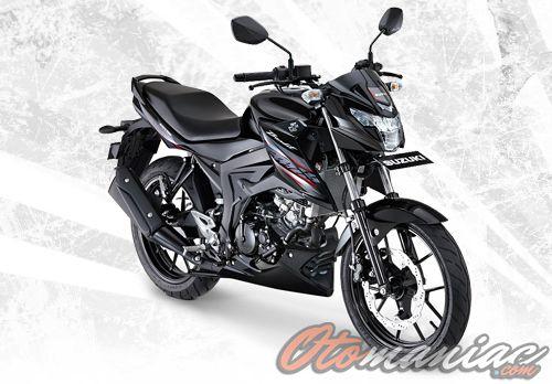 Fitur Suzuki GSX 150 Bandit