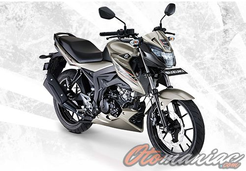 Spesifikasi dan Harga Suzuki GSX 150 Bandit