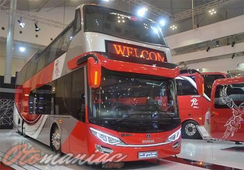 Daftar Karoseri Bus Terbaik di Indonesia