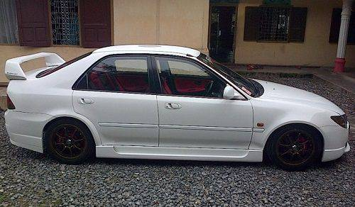 Foto Modifikasi Mobil Sedan Honda Civic