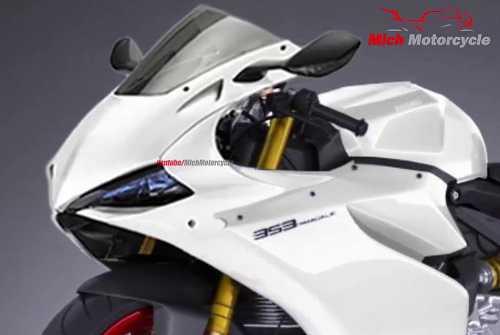 Harga Ducati Panigale 353
