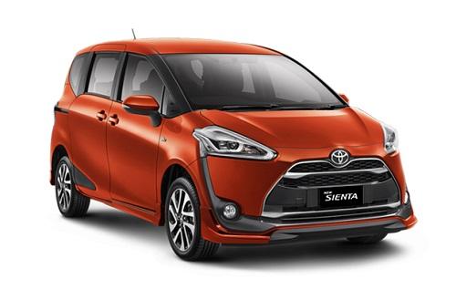 Harga New Toyota Sienta
