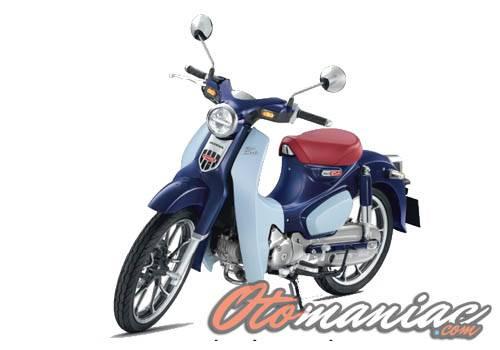 Honda Super Cup 125