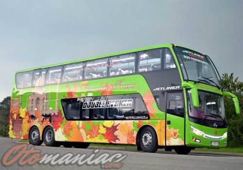 Karoseri Bus Rahayu Santosa