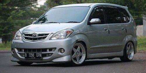 Modifikasi Daihatsu Xenia Ceper