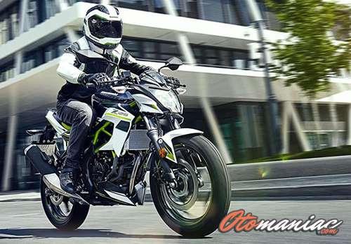 Harga Kawasaki Z150 Terbaru : Spesifikasi & Gambar