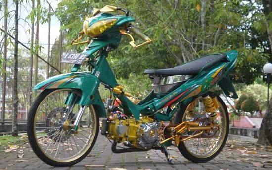 Yamaha Jupiter Z Thailook