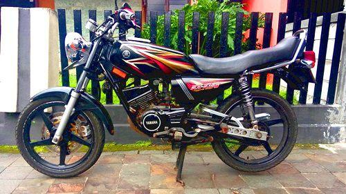 """Modifikasi Yamaha RX King """"Standar"""""""
