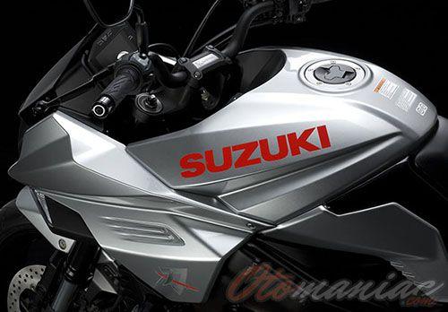 Desain Suzuki Katana