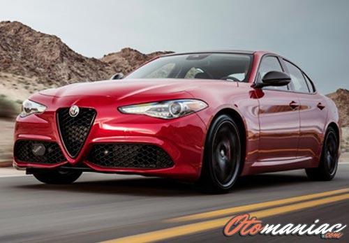 Harga Alfa Romeo GIULIA