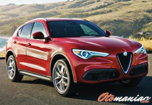 Harga Alfa Romeo STELVIO