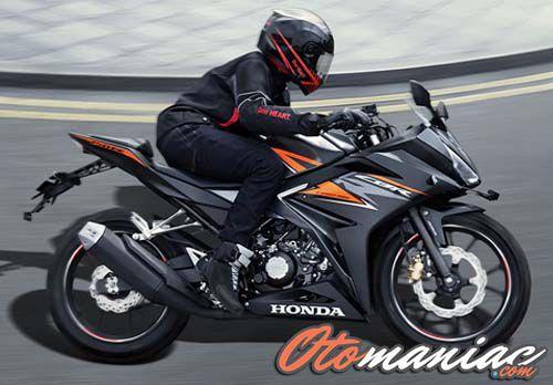 Harga All New Honda CBR 150R 2019