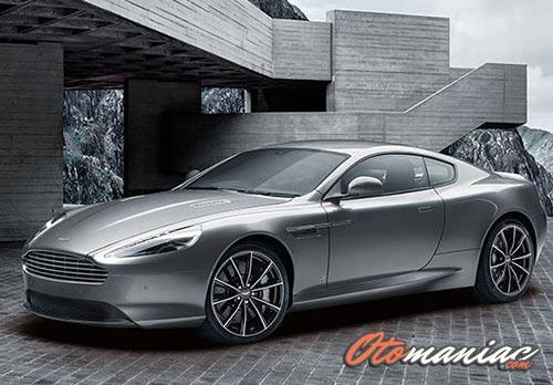 Harga Mobil Aston MartinDB9