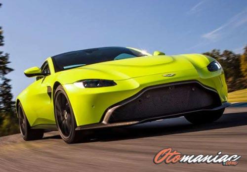 Harga Mobil Aston MartinVentage
