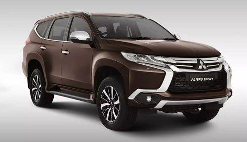 Mobil SUV Terbaru All New Pajero Sport