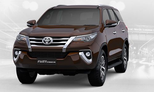 Mobil SUV Terbaru All New Toyota Fortuner