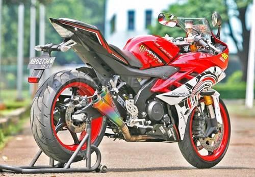 Modif Yamaha R15 Limbah Moge