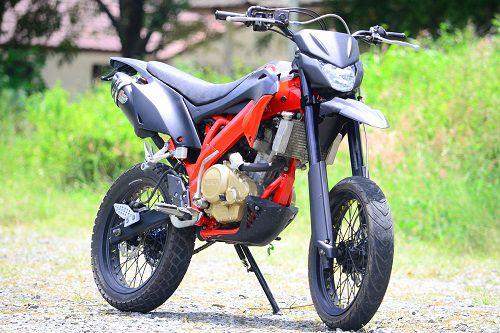 Modifikasi Yamaha Vixion Adventure