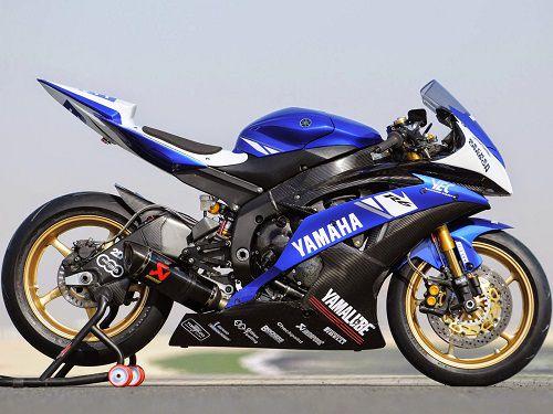 Modifkasi Yamaha Vixion MotoGP 2