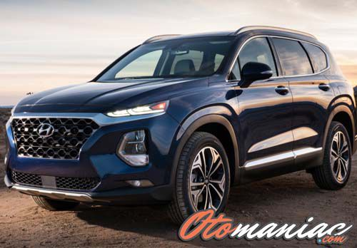 Review New Hyundai Santa FE 2018