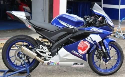 modifikasi Yamaha R15 Racing