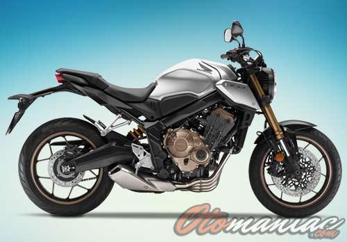 Spesifikasi Honda CB650R