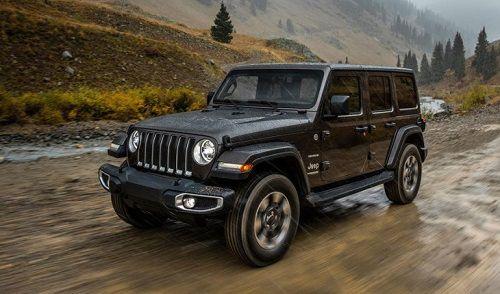 Harga Jeep Wrangler Terbaru 2019 : Review, Spesifikasi Dan Gambar