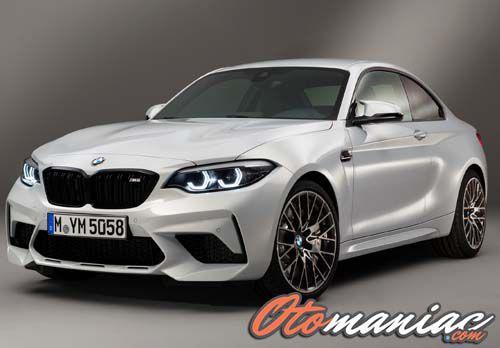 Harga BMW M2 Competition Terbaru 2018 : Review, Spesifikasi & Gambar
