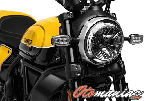 Desain Ducati Scrambler Full Throttle