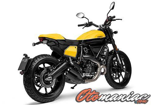 Ducati Scrambler Full Throttle Indonesia