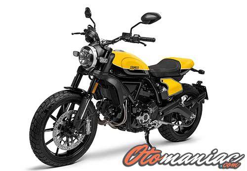 Gambar Ducati Scrambler Full Throttle