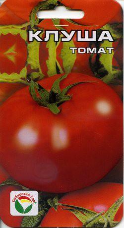Описание сорта томат «Клуша», отзывы с фото, урожайность ...
