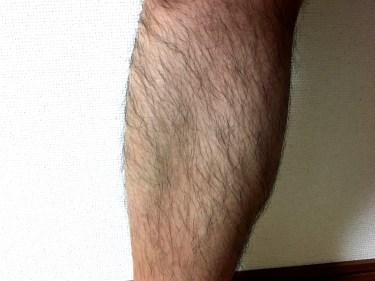 すね毛の処理方法。男の足はツルツルより自然に目立たなくが正解