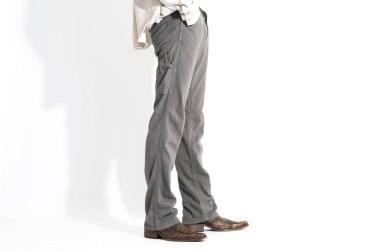 男性の服のコーディネート・細身男性をかっこよく見せる着こなし