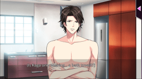Hyogo Kaga - Main story 1 - Her love in the Force - Voltage Inc