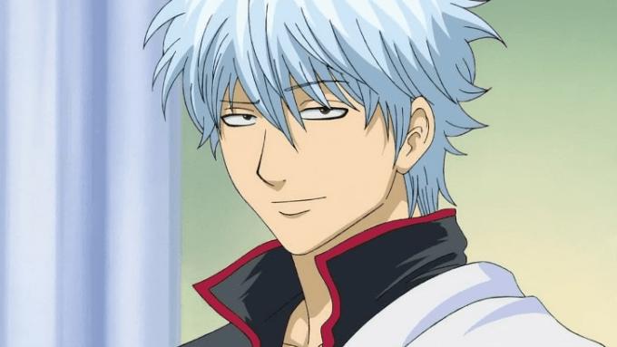 銀魂【坂田銀時(さかた ぎんとき)】三白眼の魅力