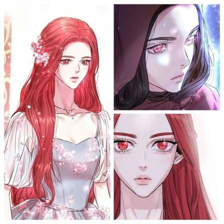 10 Pretty Red Haired Female Characters In Comics - Aideen