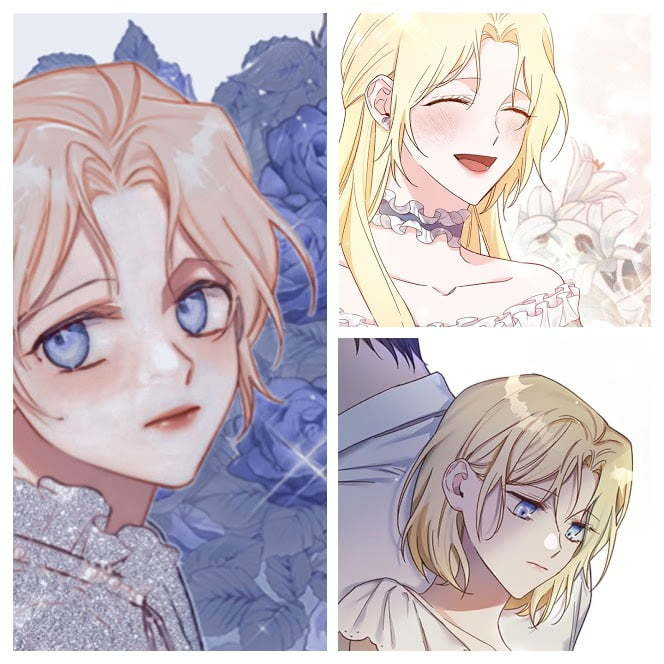 """Princess Violet from """"What It Means to be You?"""""""