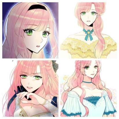 8 Cute Pink-Haired Female Characters In Manhwa