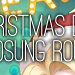 Walkthrough – Mystic Messenger – Christmas DLC – Christmas Day – Yoosung Route