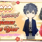 Event Info  – My Sweet Proposal – Your Lovers' Japanese New Year